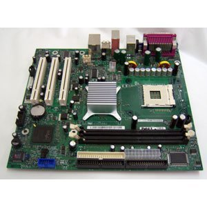Dell Dimension 1100 B110 Motherboard Dell WF887